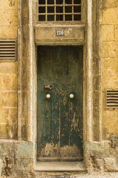 25x Windows and Doors on Malta: Valetta & Mdina