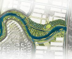 Qingliu River Landscape Concept | Chuzhou China | Tract & SIAD « World Landscape Architecture – landscape architecture webzine