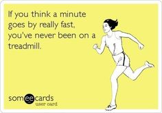 if you think a minute goes by really fast