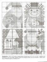 "Gallery.ru / uni4ka - Альбом ""13"" Christmas Cross, Winter Christmas, Cross Stitch Patterns, Point, Crosses, Noel, Counted Cross Stitch Patterns"