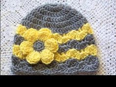 Free crochet baby hats free patterns