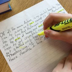 Writing News pages and Journals to improve vocab.. how to incorporate new words?