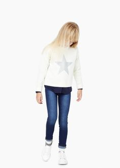 Jersey estampado estrellas