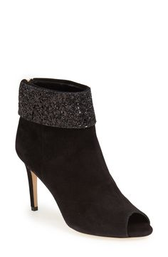 kate spade new york 'bates' bootie (Women) Diva Fashion, Womens Fashion, Kate Spade, Fashion Essentials, Style Essentials, Expensive Shoes, Steel Toe Work Boots, Dream Shoes, Suede Booties