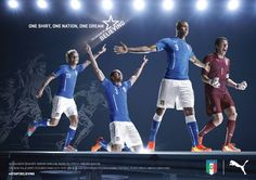 Italy officially unveil new World Cup 2014 jersey World Cup Teams, World Cup Jerseys, Fifa World Cup, World Cup Kits, World Cup 2014, Italy World Cup, Nfl, Brazil World Cup, Soccer Gear
