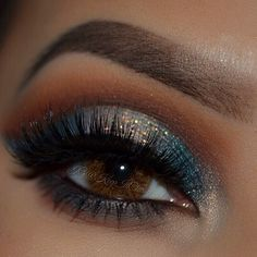 ❤️❤️ eye make up for brown eyes