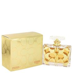 Coach Signature Rose D'or By Coach Eau De Parfum Spray 3.4 Oz. Brand New! 100% Authentic!. 30 Days Money Back Guarantee. Packaging for this product may vary from that shown in the image above. Coach Signature Rose D''Or by Coach Eau De Parfum Spray 3.4 oz.