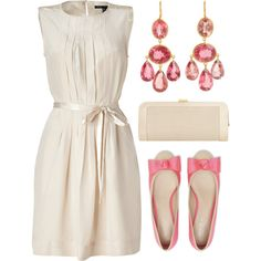 Pink Makes the Boys Wink - Polyvore