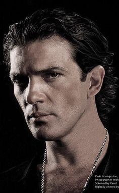 Antonio Banderas by Michael O'Neill