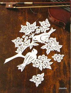 Paper Stars, Kirigami, Rubrics, Flocking, Decoration, Coloring Pages, Stencils, Moose Art, Paper Crafts