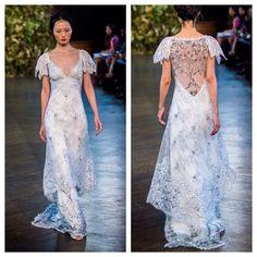 Claire Pettibone 2015 Fashion Show Wedding Bridesmaid Dresses, Wedding Gowns, Bridesmaids, Couture 2015, Mermaid Dresses, Fashion Show, Fashion Design, Designer Wedding Dresses, Bridal Style