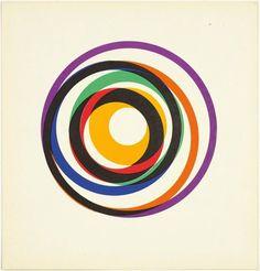 Max Bill, from 'Quinze variations sur un même thème',