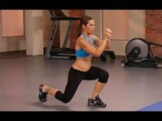 Jillian Michaels: Firm Butt Workout
