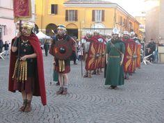 Legio XIII GEMINA rievocazione storica romana a Rimini