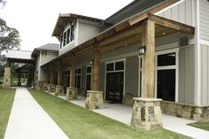 Dermatology clinic / #ASC ground-up #Craftsman construction by #BlueFrog Design-Build Firm
