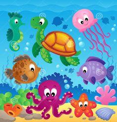 Sea Life #dreamstime