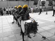 Indian Dhol , via Flickr.