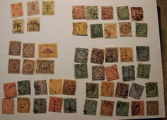 Please look closely at photos for conditions before purchasingAuthentic guaranteedPlease bid only if you intend to pay. Photo gallery click to enlarge... #hall #classic #stamps #collection #dragon #coiling #mint #used #dowager #china