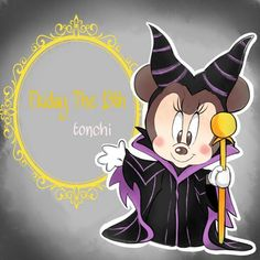 Maleficent Minnie