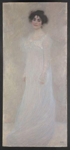 Gustav Klimt - Serena Pulitzer Lederer, 1899