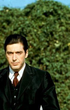 ⭐Al Pacino ~ Michael Corleone ~ The Godfather: Part II, Corleone Family, Don Corleone, The Godfather Part Ii, Godfather Movie, Don Draper, Joseph Morgan, Robert Downey Jr, Die Verurteilten, Young Al Pacino
