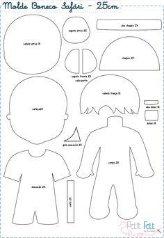 ARTESANATO COM QUIANE - Paps,Moldes,E.V.A,Feltro,Costuras,Fofuchas 3D: Para Meninos