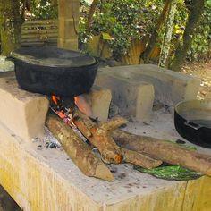 > #Jaraguenses dicen que la comida de fogón sabe mejor... Qué opinas?