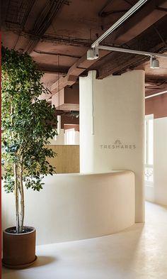 Iluminamos las nuevas oficinas de Tresmares Capital | Faro