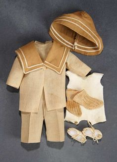 Boy's Middy Style Costume, Cap... Auctions Online | Proxibid