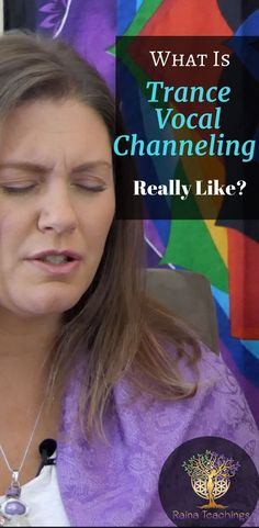 An honest account of what trance vocal channeling is like by a professional trance channel | rainateachings #vocalchanneling #trancechanneling #spirituality Psychic Development, Spiritual Development, Spiritual Enlightenment, Spiritual Guidance, Spiritual Awakening, Magick, Witchcraft, Wicca, Psychic Abilities