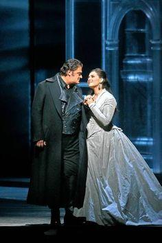 Aleksandrs Antonenko and Sonya Yoncheva in Verdi's 'Otello.'