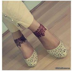 Dulhan Mehndi Designs, Mehandi Designs, Mehndi Designs Feet, Legs Mehndi Design, Latest Bridal Mehndi Designs, Mehndi Design Photos, Anklet Designs, Wedding Mehndi Designs, Latest Mehndi