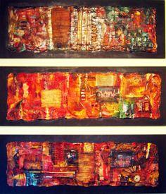 Creativity | Painting | Artist : Kaite Helps | www.kaitehelps.co.uk