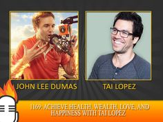1169: Achieve health, wealth, love, and happiness with Tai Lopez