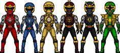 Power Rangers Ninja Storm Reboot by Joker960317.deviantart.com on @DeviantArt