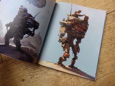 Ian McQue — 'Chroma' - A book of Speedpaints by Ian McQue