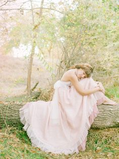 A Dreamy Grecian Inspiration Shoot Featuring Dresses by Deborah Lindquist | Fab You Bliss