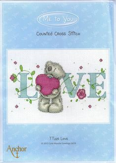 Tatty Teddy Love 1/3
