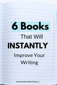 Here are our top picks for books on writing that will take your craft to the next level. Great for plot, character development, outlining, and writing engaging sentences. Book Writing Tips, Writing Words, Fiction Writing, Writing Prompts, Short Story Writing Tips, Editing Writing, Creative Writing Classes, Creative Writing Exercises, English Writing