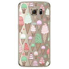 Donuts Pizza Silicone Cover Fundas Coque for Samsung Galaxy 2016 2015 2017 Edge Core Grand Prime Case