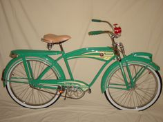 Old Bikes | Vintage and Used Bicycles in Cambridge » Blog Archive » 1953 Monark ...