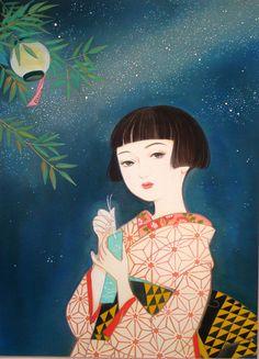 Tsukuda Kisho 佃喜翔 Hoshimatsuri 星祭り (Star festival) - 2009