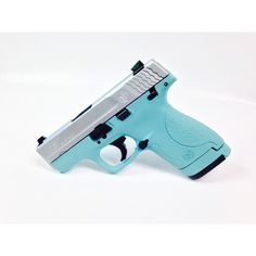 Tiffany Blue S&W Shield 9mm $599 Find our speedloader now! http://www.amazon.com/shops/raeind