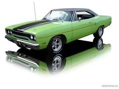"""1970 Plymouth Road Runner 383 """"Super Commando"""" V8 ... GORGEOUS simplicity!!"""
