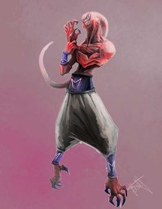 Aggressively Remixed Anime - Bulat Iraliyev Gives Dragon Ball Z Characters a Harder Edge (GALLERY)