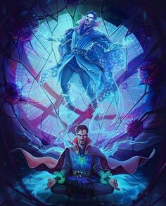 Marvel Doctor Strange. For similar content follow me @jpsunshine10041