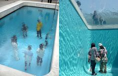 Public art of the week old phone booths converted into - Public swimming pools in lubbock tx ...