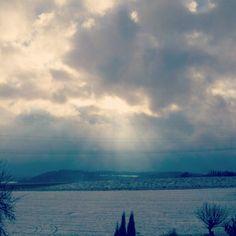 winter sun Winter Sun, Clouds, Outdoor, Outdoors, Outdoor Games, The Great Outdoors, Cloud