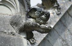 Medieval Chapel Has Geek Inspired Gargoyles Like Gremlins andAlien - News - GeekTyrant