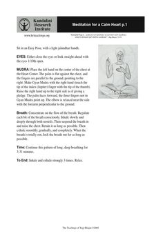 Heart calm meditation Calm Meditation, Kundalini Meditation, Heart Chakra, Eyes
